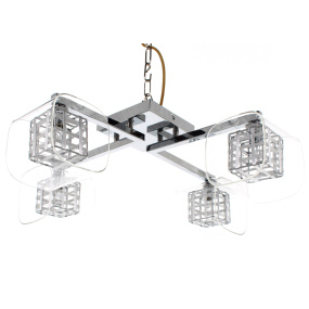 Avignon 4 Light Flush Ceiling Light