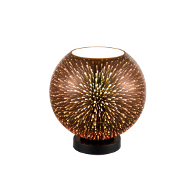 Vision Copper Table Lamp