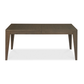 Firenze Weathered Oak and Soft Grey 220cm Extending Dining Table