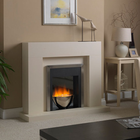 Flamerite Fires Cadenza Electric Fireplace Suite