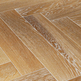 Parador Trendtime 3 Oak Flooring in Limed Oak