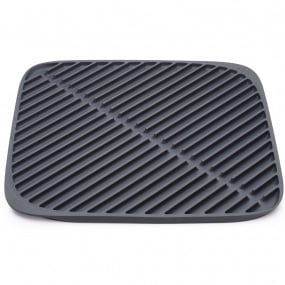 Joseph Joseph Flume Small Sink Mat in Grey