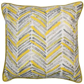 Malini Verdi Mustard Cushion