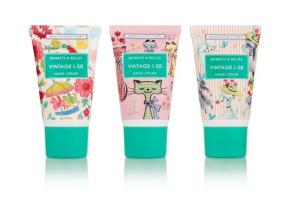 Vintage & Co Bonnet & Belles Hand Cream Trio