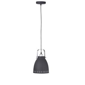 Eva Graphite Grey Pendant Light