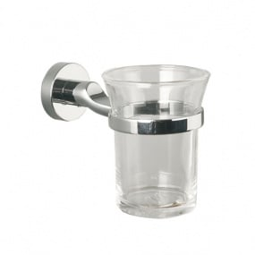 Miller Bond Tumbler and Holder