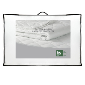 cotton quilted mattress protector packaging