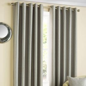 Belfield Ziggi Graphite 90 inch x 72 inch Curtains