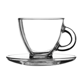 Ravenhead Entertain Set of 2 Cappuccino Cup and Saucer