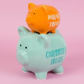 Parent's Treats Money Bank