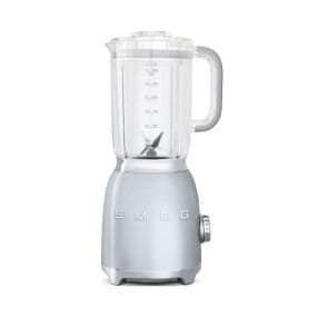 Smeg 50's Retro Style Silver Food Blender