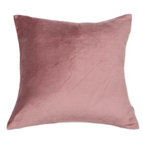 Malini Velvet Cushion - Blush