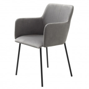 Ashton Grey Dining Chair