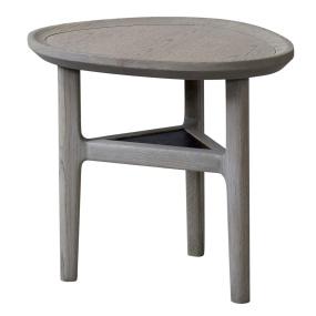 Alicante Grey Oak Small Side Table | Housing Units