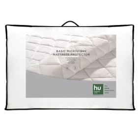 Mattress protector packaging