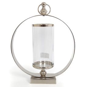 Circle Hurricane Lamp