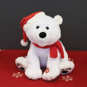Animated Polar Bear Toy