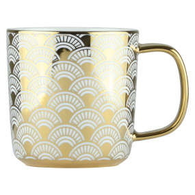 Fan Gold Mug