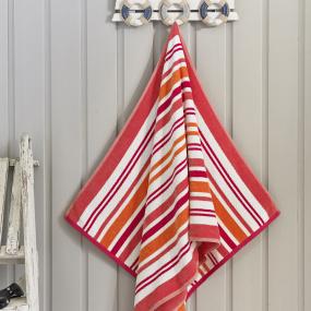 Deyongs Marbeille Hot Stripe Beach Towel