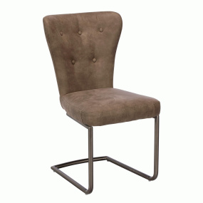 Nelson Taupe Dining Chair