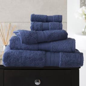Bliss Denim Hand Towel