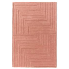 Form Pink 120cm x 170cm Rug