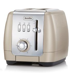 Breville Strata Luminere Platinum 2 Slice Toaster