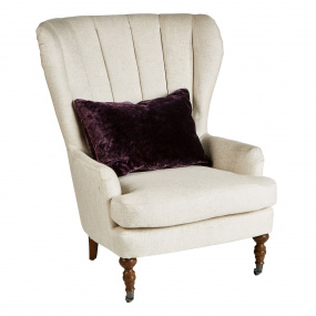 Henrietta Fabric Armchair