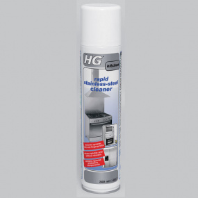 HG Rapid Stainless Steel Cleaner