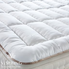 Vi Spring Heaven Luxury Kingsize Mattress Topper