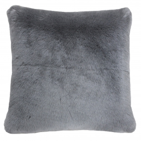 Riva Paoletti Russ Grey Square Cushion