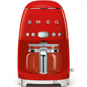 Smeg 50's Retro Red Coffee Machine | Housing Units