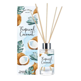 Wax Lyrical Tropical Coconut Reed Diffuser