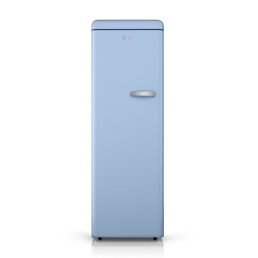 Swan Retro Blue Tall Freezer
