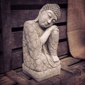 Sleeping Buddha Ornament