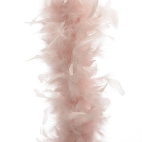 Feather Boa Garland