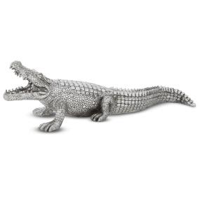 Ceramic Crocodile