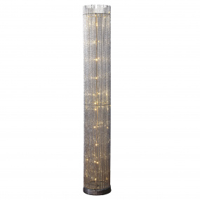 LED Tall Round Decor Floor Lamp | Housing Units
