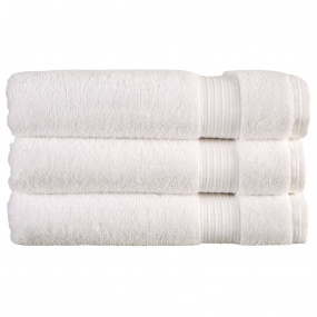 Christy Sanctuary White Bath Sheet
