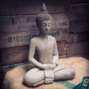 Foot Up Buddha Ornament