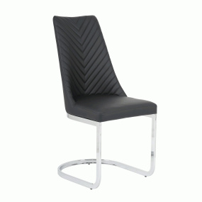 Camber Black Dining Chair