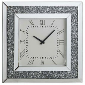 Gatsby Square Wall Clock