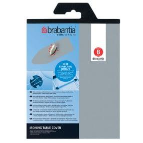 Brabantia Metallised Silver Ironing Board Cover