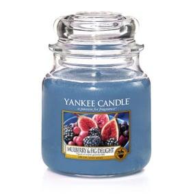 Yankee Candle Mulberry Fig Medium Jar