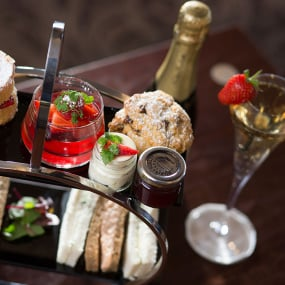 Prosecco Afternoon Tea for One Restaurant Voucher