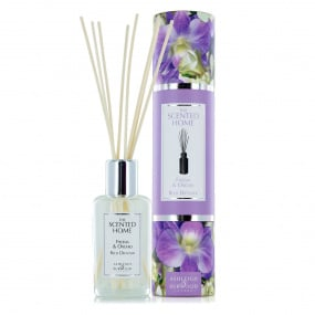 Ashleigh & Burwood Freesia and Orchid 150ml Reed Diffuser