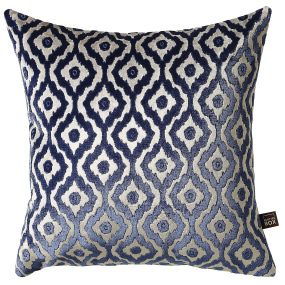 Scatter Box Kafir Blue Cushion