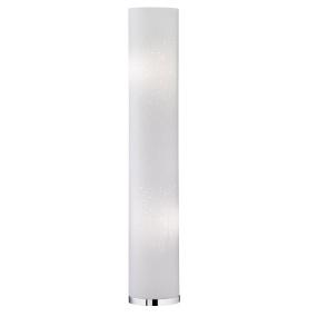 Starlight Small White Column Floor Lamp