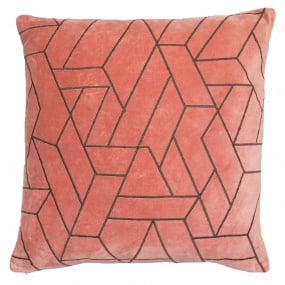 Malini Pav Pink Cushion
