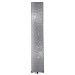 Starlight Small Grey Column Floor Lamp